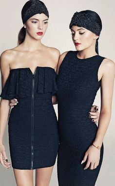 Kendall Jenner, Kylie Jenner, Marie Claire Mexico! AH if we all looked like this!