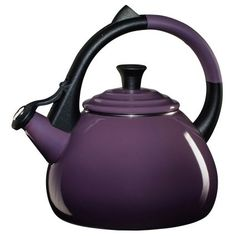 Le Creuset Oolong Teakettle, available at #surlatable
