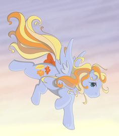 This is a European release/bonus pony who came out in 2003 named Autumn Skye. In she's actually an Earth pony, but I really think with a name and. Original My Little Pony, Old My Little Pony, My Little Pony Cartoon, Everything Is Awesome, History Museum, Equestria Girls, Mlp, Holiday Crafts, Coloring Pages