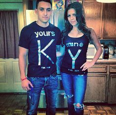 K-Y Yours + Mine Couples Lubricant costumes