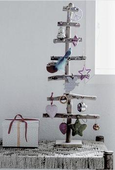 Kerstboom Sloophout met Haken