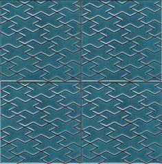 Kibak Tile for Ann Sacks Painting Ceramic Tiles, Fireclay Tile, Sacks, Hand Painted Ceramics, Hand Painted Pottery, Paint Ceramic Tiles, Burlap Sacks