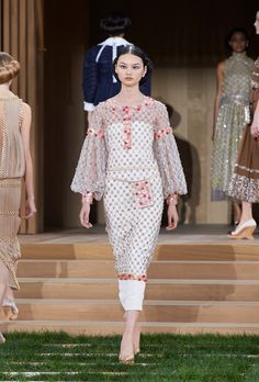 Chanel Haute couture Spring/Summer 2016 42