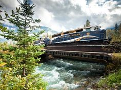Take in Canada's great outdoors aboard the Rocky Mountaineer. This fleet of 60 railcars offers passengers a choice of 4 breathtaking routes: 3 train routes through British Columbia to Alberta, Banff or Jasper and a fourth from Vancouver to Whistler. In 2013, a new route connects Seattle to the Canadian Rockies -- all aboard for the Coastal Passage!