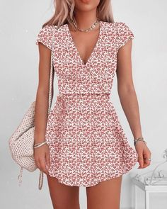 Summer outfits 76362 20 beautiful summer dresses - summer outfits for women - # for # . - 20 beautiful summer dresses - summer outfits for women - # for - # for Source by lucymiamoda - Cute Casual Outfits, Cute Summer Outfits, Summertime Outfits, Casual Dresses For Teens, Fashionable Outfits, Short Casual Dresses, Cute Summer Clothes, Summer Clothes For Women, Cute Clothes