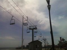 Sky Ride back in Business 1st time since Super Storm Sandy in Seaside Heights, NJ