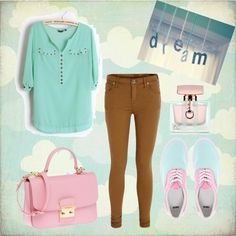 """""""Just Dream"""" by iris-moodbord on Polyvore"""