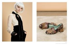 PAOLA d'ARCANO | Fall Winter 2016-17 Campaign Women Models, Female Models, Fall Winter, Fashion, Moda, Girl Models, Fashion Styles, Fashion Illustrations