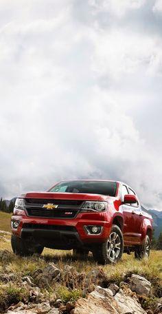 2015 Chevrolet Colorado Reaches Higher The 2015 Chevrolet Colorado is an…