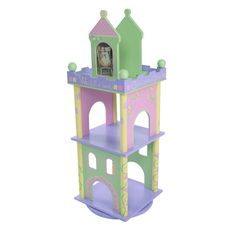 Levels of Discovery Time to Read Revolving Bookcase - Girl - LOD20027