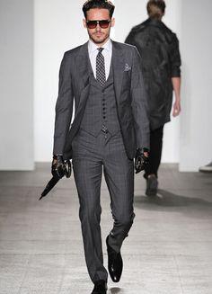 brooks brothers 3 piece suit
