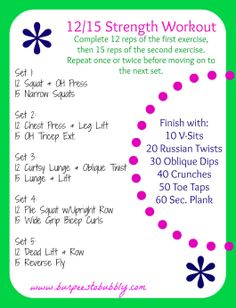 Wednesday Workout: Strength Workout – Burpees to Bubbly Fun Workouts, At Home Workouts, Body Workouts, Weekly Workouts, Circuit Workouts, Killer Workouts, Hiit, Strength Training Workouts, Circuit Training