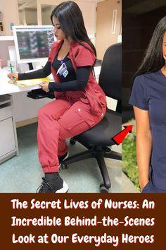 #Secret #Lives #Nurses #Incredible #Behind #Scenes #Look #Our #Everyday #Heroes