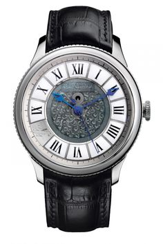 Julien Coudray 1518 Manufactura 1528 Masterpiece for Only Watch 2013