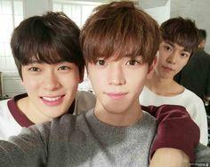 Jaehyun, Taeyong & DoYoung