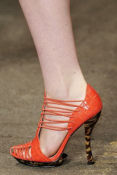 CHRISTIAN SIRIANO SPRING SHOES 2012