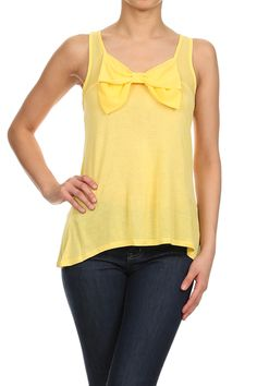 Super adorable loose fit tank with sheer insets Small (0-2) Medium (4-6) Large (8-10)