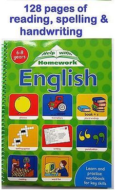 #Reading spelling #english activity #workbook children 6 7 8 years 1 2 educationa,  View more on the LINK: 	http://www.zeppy.io/product/gb/2/111966586024/