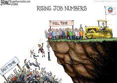 Obama Job Numbers