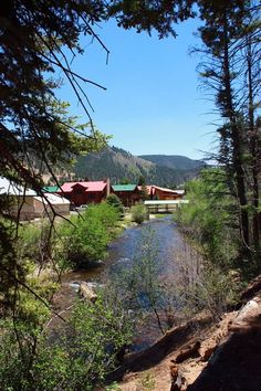 Red River New Mexico-one of my most favorite places!