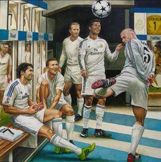 Real Madrid muy buenaa