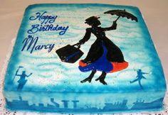Mary Poppins Birthday Ideas