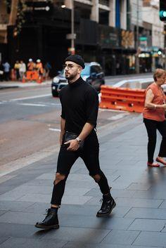 Streetstyle Masculino 3