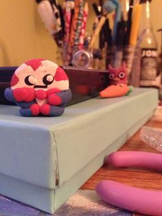 Peppermint butler fimo guy made!