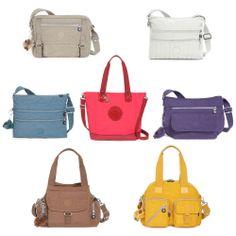 KIPLING Bag Handbag Shoulderbag Shoulder Bag Women many colors! NEW