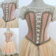 This is great -- just without sleeves and a lower neckline. Off the shoulder tiny sleeves are fine too. Dance Recital Costumes, Girls Dance Costumes, Ballet Costumes, Dance Outfits, Tutu Ballet, Ballerina Costume, Ballet Russe, Ballet Clothes, Ballet Tutu