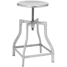 Safavieh Grant Gun Metal Stool
