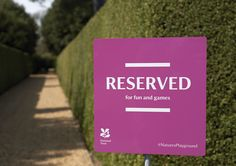 Creative Review - Keep on the grass: National Trust's new campaign