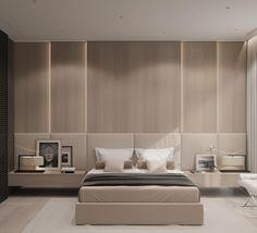 Проект спальни в квартире на Люсиновской#FEDOROVA_Architects #интерьерывневремени #современныйинтерьер #спальня #современноиуютно