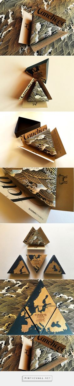 A Delectable Cheese Mystery Box, Kings Choice by Sana Naeem| Dairy Packaging, Cheese Packaging, Craft Packaging, Tea Packaging, Corporate Design, Branding Design, Best Logo Design, Graphic Design, Ecommerce Packaging