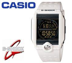 Casio G-Shock C3 Cubed 200M Digital Square Watch with Flash Alert.