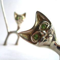 NINJA CAT! (via sweetlovevintage)