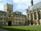 Exeter College, Oxford - welcomes children aged 12 and over