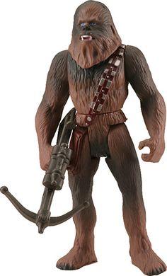 Chewbacca - Star Wars: Chewbacca With Bowcaster 1995, Star Wars