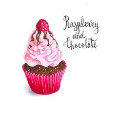 Raspberry and Chocolate :) #art #creative #instaart #artist #illustration #markers #topcreator #art_we_inspire #drawing #sketch #sketchbook #vscodraw #иллюстрация #маркеры #скетч #скетчбук #рисунок #рисую #cupcake #cupcakes #raspberry #sweet #yammy