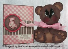 Paper Punch Addiction: Beary Special Blog Hop