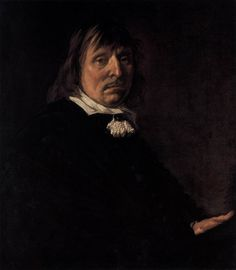 Portrait of Tyman Oosdorp by @artisthals #baroque