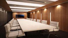 Swiss Bureau Interior Design - Designed - Foreign Investment Office - Dubai, UAE