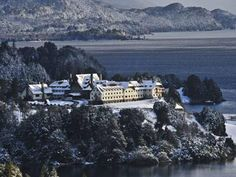San Carlos de Bariloche Llao Llao Hotel & Resort, Golf-Spa Argentina, South America Located in Llao Llao, Llao Llao Hotel & Resort, Golf-Spa is a perfect starting point from which to explore San Carlos de Bariloche. Both business travelers and tourists can enjoy the hotel's facilities and services. Facilities like free Wi-Fi in all rooms, 24-hour room service, facilities for disabled guests, Wi-Fi in public areas, valet parking are readily available for you to enjoy. Some of t...