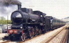 Foto treno storico