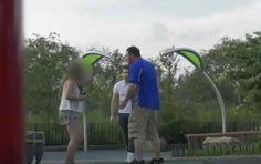 Vídeo hombre se hace pasar por menor y queda con menores a través de redes sociales      Un blogue...