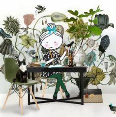 Annelinde Tempelman / Bloemen en planten schilderen