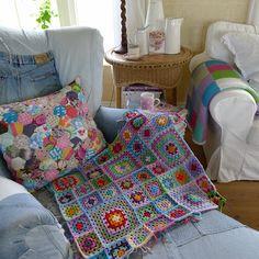 Mias Landliv - love her crafts