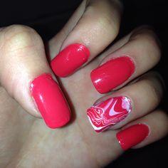 Water dip nails