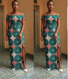 These are the most elegant ankara gown styles there are today, every lady who loves ankara gowns should see these ankara gown styles of 2019 African Dresses For Women, African Print Dresses, African Print Fashion, Africa Fashion, African Attire, African Wear, African Fashion Dresses, African Women, African Prints