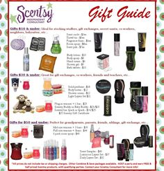 Scentsy Holiday Gift